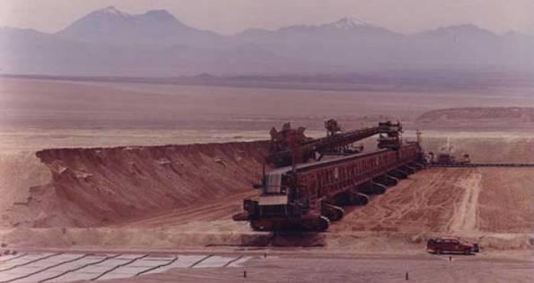 Correia transportadora gigante