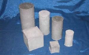 Provetes de concreto