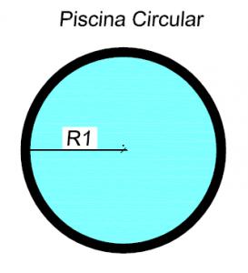 Piscinas circulares