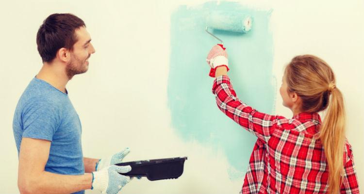 Aprenda Como Pintar Paredes Passo a Passo