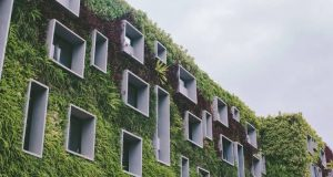 Exemplo de edifício ecológico