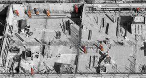 trabalho de construção civil