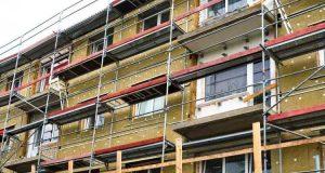 Obras de conservação de fachadas a cargo do senhoria